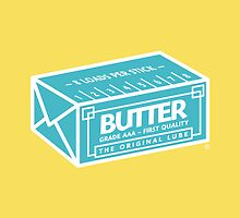 Butter - The Original Lube by Sebastian Sindermann