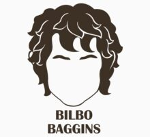 An Unexpected Sticker: Bilbo Baggins by geeksweetie