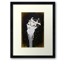 """The Last Voyage"" Framed Print"