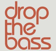 Drop The Bass (orange) by DropBass