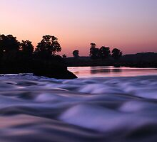 Sunset Motion by PALLABI ROY