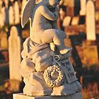 Cemetery Angel 1 by micnic2000