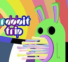 Rabbit Trip by winpad08