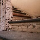Abandoned Stairs by DariaGrippo