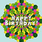 Birthday card-pattern by ChrisNeal