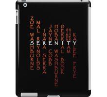 Part of the Crew iPad Case/Skin