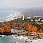 Split Point Lighthouse, Aireys Inlet 130106 by Andy Berry