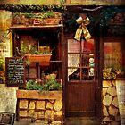 France cafe by Elemakar