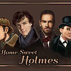 Sherlock: Home Sweet Holmes by Jessica Feinberg
