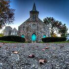 Center Congregational Church by Timothy Borkowski