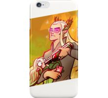 Randy Thrandy- the party dad of Mirkwood iPhone Case/Skin