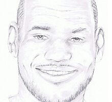 Lebron James by yjkdesign