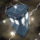 TARDIS by DanInSpace