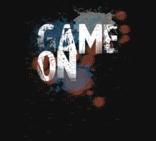 Game On hockey t-shirt by robbclarke