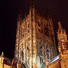 The Bell Tower - Canterbury Cathedral by rsangsterkelly