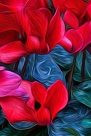 Cyclamen Dreams by Brendon Perkins