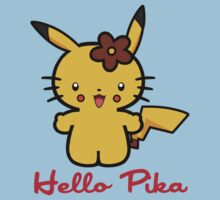 Hello Pika by ScottW93