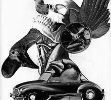 Rocking Horse Car Thief. by - nawroski -