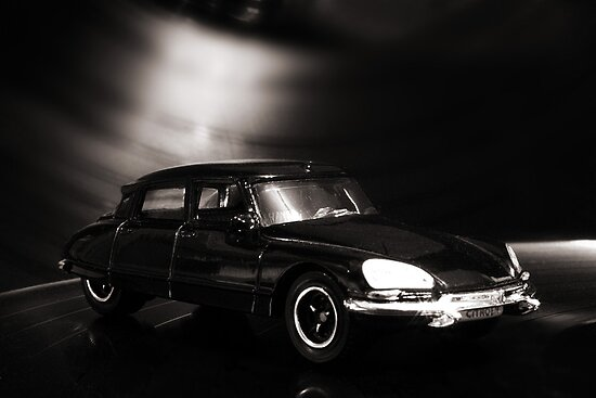 Citroën DS by Daniel Owens