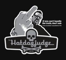 Less bullshit manifesto #4 by Hotdogjudge