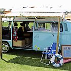 Surfer Kombi by tonyshaw