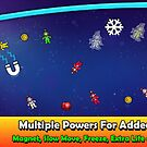 Astronaut Catcher iPhone Game - Best Space Themed Physics Game by johnmorris8755