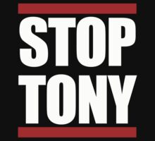 STOP TONY by ShayleeActually