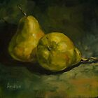 Pears by Anny Arden