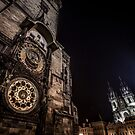 Astronomical Clock - Prague by Gavin Poh