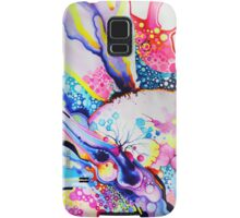 Infinite Flare - Watercolor Painting Samsung Galaxy Case/Skin