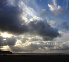 Westward Ho! by Mjay