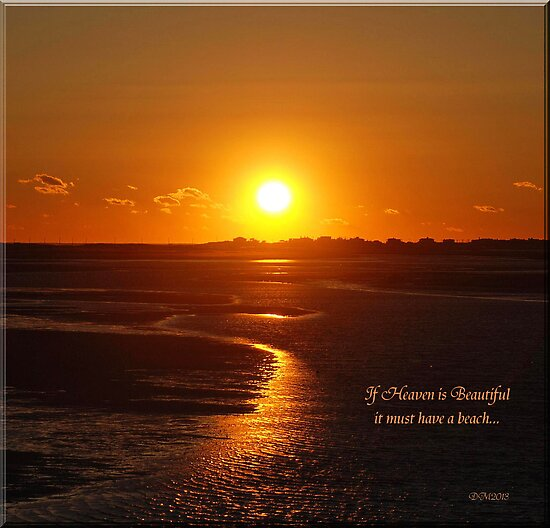 If Heaven is Beautiful... by DonnaM