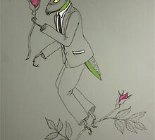 The Rose Bud Thief by Thea T
