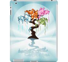 The Four Seasons Bubble Tree iPad Case/Skin