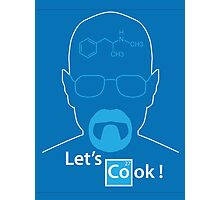 Let's Cook Photographic Print