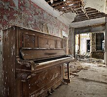The Lost Piano by Jean-Claude Dahn