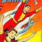 Marvel Family No.66 by VintageInk
