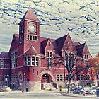 Amherst Town Hall by getfarid