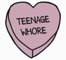 Teenage Whore by bradentastic