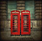 London Calling by Evelina Kremsdorf