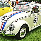 HERBIE The LOVE BUG by BLAKSTEEL