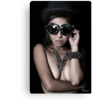 The Aviatrix Canvas Print