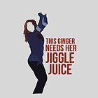 Ginger jiggle juice by daanielasm