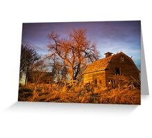 Time Stands Still In Sunlight Greeting Card