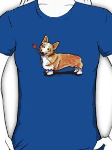 Corgi Sweetheart T-Shirt