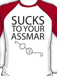 Sucks To Your Assmar Lord of the Flies T-Shirt