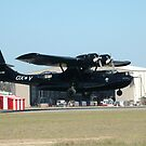Catalina Take-off,Williamtown Airshow,Australia,2010 by muz2142