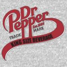 Dr. Pepper (smaller print) by heydenrijk