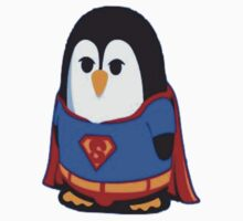 Super Penguin! Kids Clothes