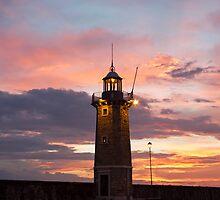 Desenzano Del Garda Old Lighthouse  by kirilart